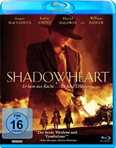 Shadowheart - Der Kopfgeldjäger [Blu-ray]