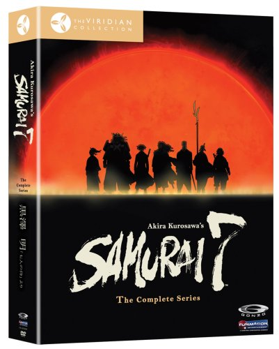 Samurai 7: Box Set [DVD] [Import]