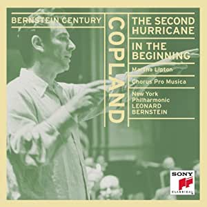 Bernstein Century: Copland: Second Hurricane / In the Beginning