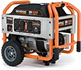 Generac 5778 XG4000 4,500 Watt 220cc OHV Gas Powered Portable Generator With Wheel Kit