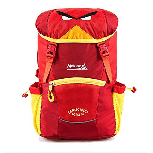 sacs / sac d'épaule de l'école l'épaule multifonctionnels enfants extérieure pèse soins spinale-rouge 35L