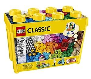 Lego Classic Large Creative Brick Box by LEGO Classic