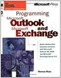 img - for Programming Microsoft Outlook and Microsoft Exchange (Microsoft Programming) book / textbook / text book