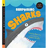 Surprising Sharks with Audio: Read, Listen, & Wonder ~ Nicola Davies