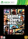 GRAND THEFT AUTO 5 GTA V COLLECTORS EDITION XBOX 360 UK EDITION