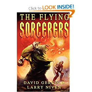 The Flying Sorcerers by
