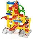 Fisher-Price Little People Wheelies Stand 'n Play Rampway (Frustration-Free Packaging)