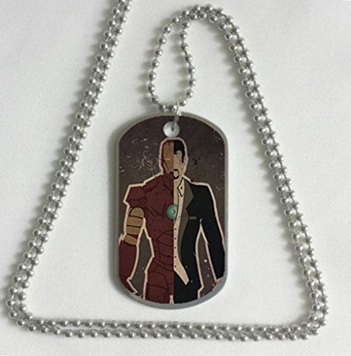Fun Dc Marvel Superhero & Aliases Images Fashional Diy Personalized Designers Oval Necklace Pendant Dog Tag Pet Tag , Key Chain , Luggage Tag, Cap Tag front-989011