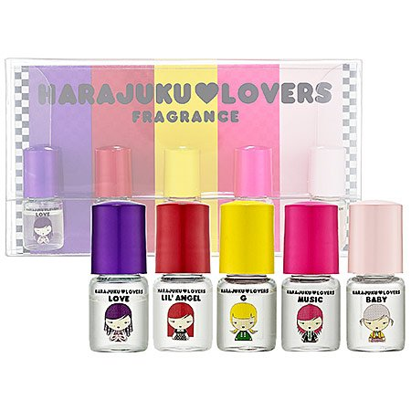 How To Buy Harajuku Lovers Wicked Style Mini Rollerball
