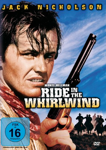 Jack Nicholson - Ride In The Whirlwind [Alemania] [DVD]