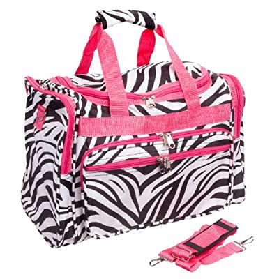 Carry On Duffle Gym Dance Cheer Bag by Silverhooks