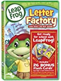 Leapfrog: Letter Factory (With Flashcards) Dvd