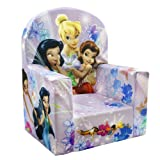 Marshmallow – High Back Chair – Disney Fairies Theme