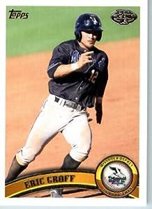 2011 Topps Pro Debut Baseball Card # 68 Eric Groff Missoula Osprey MiLB (Prospect... by Topps