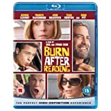 Burn After Reading [Blu-ray][Region Free]by Universal Pictures