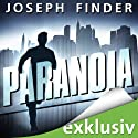 Paranoia (       UNABRIDGED) by Joseph Finder Narrated by Richard Barenberg