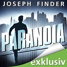 Paranoia (       ungekürzt) von Joseph Finder Gesprochen von: Richard Barenberg
