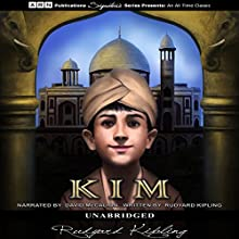 Kim Audiobook by Rudyard Kipling Narrated by David McCallion