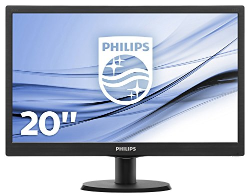 Philips 203V5LSB26 LCD Monitor 19.5 ""