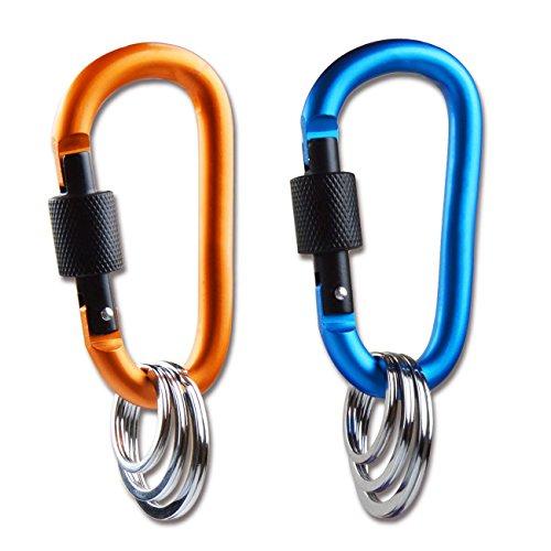 2-pices-en-alliage-daluminium-Forme-Anneau-en-D-Boucle-porte-cls-avec-3-connecteurs-pour-le-camping-la-pche-la-randonne-les-voyages-et-porte-cls