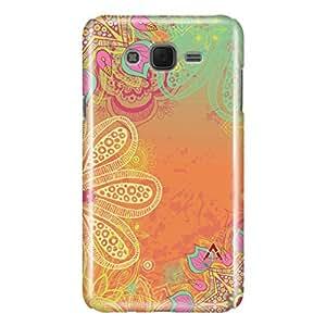 a AND b Designer Printed Mobile Back Cover / Back Case For Samsung Galaxy J7 (SG_J7_3D_3615)