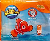 Huggies Little Swimmers Disposable Swimpants (Character May Vary), Medium 18 Count
