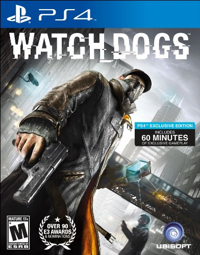 Watch Dogs - PlayStation 4 on sale