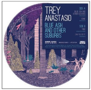 Trey Anastasio 7' Picture Disc by Trey Anastasio