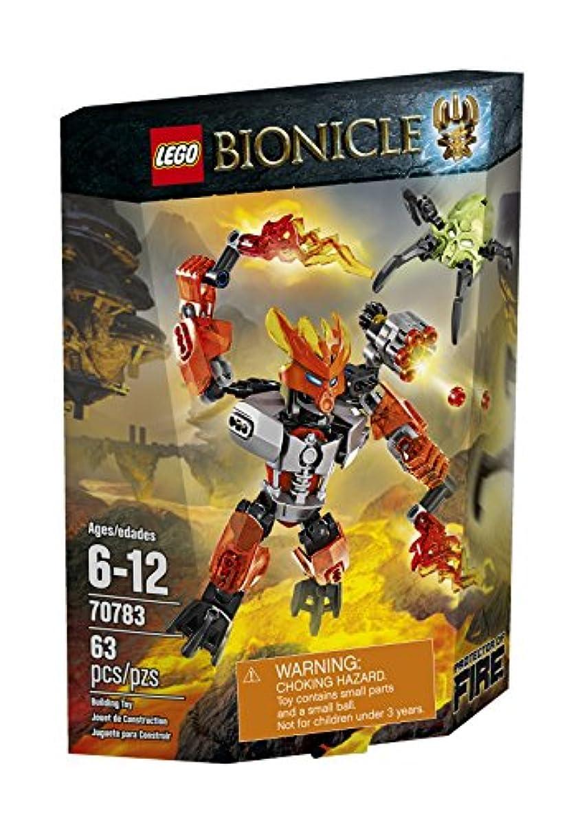 [해외] LEGO BIONICLE 70783 PROTECTOR OF FIRE BUILDING KIT-6100349