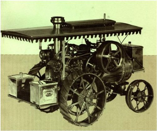 Agricultural Implements and Machines (Illustrated)