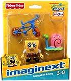 Imaginext, SpongeBob Squarepants Exclusive Figures, SpongeBob & Gary