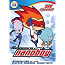 Nanoboy: Adventures of the World's Smallest Superhero!