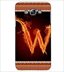 PrintDhaba GRANDbet W D-2551 Back Case Cover for SAMSUNG GALAXY E7 (Multi-Coloured)