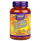 Now Tribulus Extreme - 90 Veg Capsules