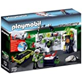 PLAYMOBIL® 4880 - Robo-Gangster Labor mit Multifunktionstaschenlampe