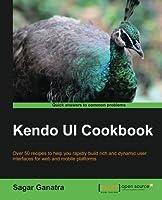 Kendo UI Cookbook Front Cover