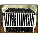 Sin In Linen Black Skull And Crossbones Baby Play Blanket