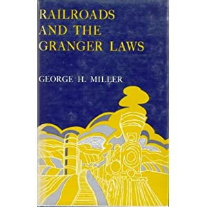 Amazon.com: Railroads and the Granger Laws (9780299058708): George ...