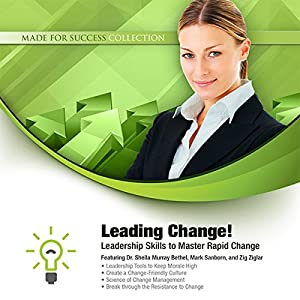 Leading Change! Audiobook