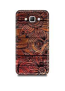 Wooden Art Samsung A7 Case