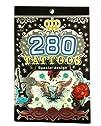 280 Temporary Tattoos  M1 Style