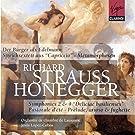 Honegger - Symphonies nos 2 et 4 - R. Strauss - Le Bourgeois Gentilhomme / M�thamorphoses / Sextuor de Capriccio