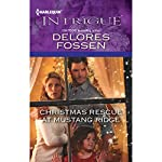 Christmas Rescue at Mustang Ridge   Delores Fossen