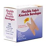 Economy Value Flexible Fabric Knuckle Bandage 100/box