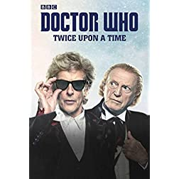 Doctor Who: Twice Upon a Time [4K Ultra HD + Blu-ray]
