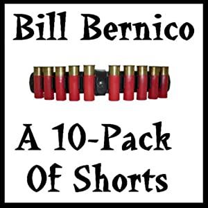 A Ten-Pack of Shorts Audiobook