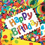 Birthday Party - 3D Holographic Greetings Card