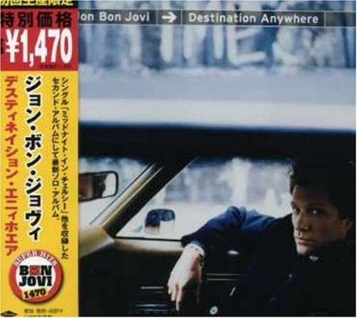 JON BON JOVI - 2.) Destination Anywhere - Zortam Music