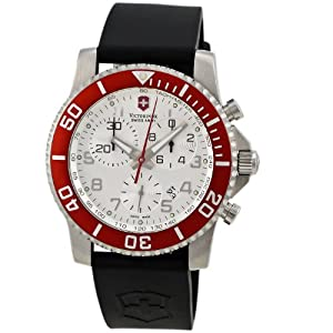 Victorinox Swiss Army Men's 24145 Maverick II Chronograph Watch from Victorinox Swiss Army