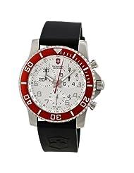 Victorinox Swiss Army Men's 24145 Maverick II Chronograph Watch